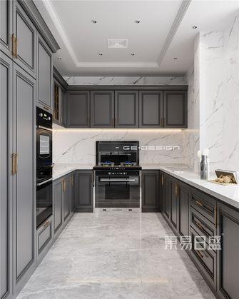 140平米别墅法式风格厨房装修效果图