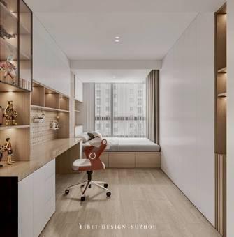 3万以下140平米现代简约风格书房图片大全