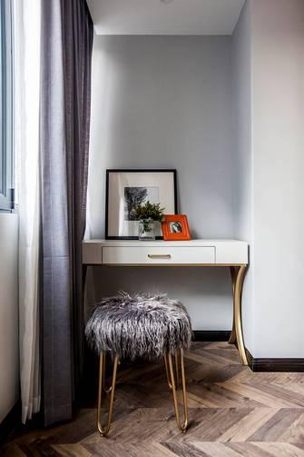 豪华型140平米三现代简约风格梳妆台图