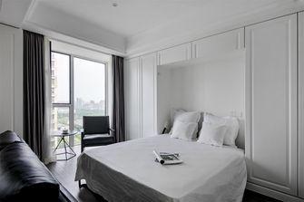 15-20万110平米三室两厅现代简约风格卧室图片