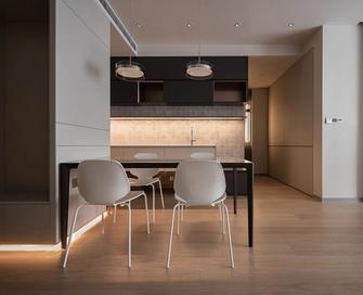 经济型100平米一室两厅现代简约风格餐厅设计图