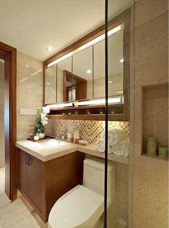 豪华型120平米三室一厅中式风格卫生间欣赏图
