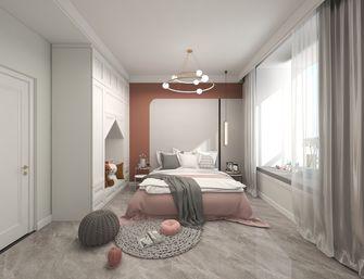 富裕型140平米四室一厅轻奢风格青少年房装修图片大全