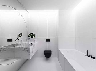 110平米四室一厅新古典风格卫生间设计图