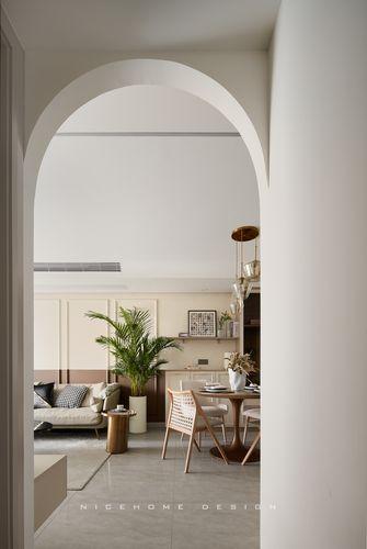 富裕型90平米混搭风格走廊图片