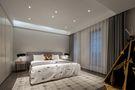 20万以上130平米四室两厅现代简约风格卧室欣赏图