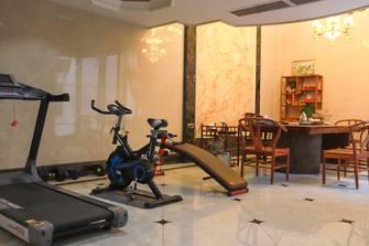 豪华型140平米别墅欧式风格健身房图