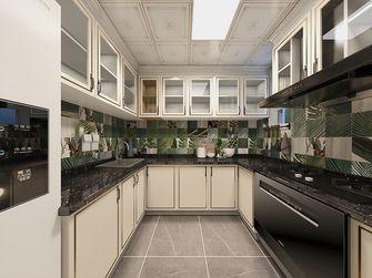 富裕型110平米公寓欧式风格厨房效果图