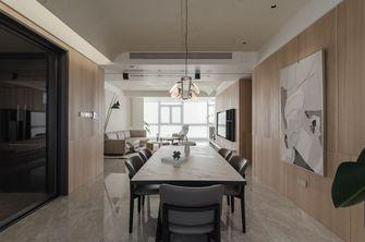 富裕型140平米四室两厅日式风格餐厅装修效果图