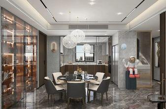 5-10万120平米三现代简约风格餐厅装修图片大全
