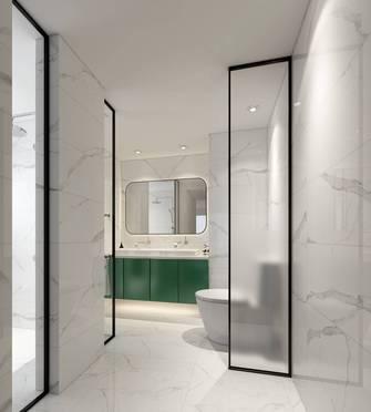 富裕型90平米三新古典风格卫生间欣赏图