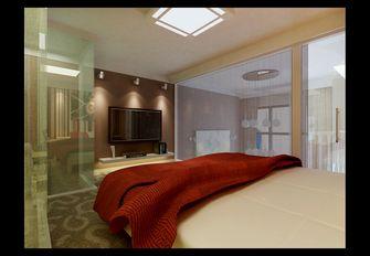 3-5万50平米复式现代简约风格卧室图片