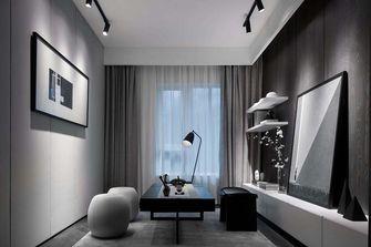 富裕型140平米四室一厅现代简约风格客厅装修效果图