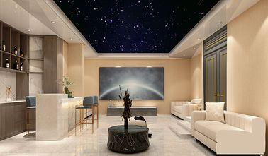 豪华型140平米别墅混搭风格影音室图片