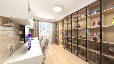 15-20万90平米日式风格书房设计图