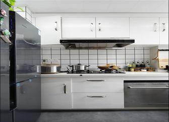 富裕型120平米三室一厅中式风格厨房效果图