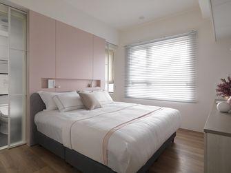 富裕型80平米三室两厅田园风格卧室图片大全