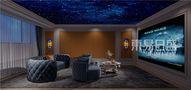 20万以上140平米别墅美式风格影音室设计图