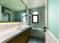 15-20万140平米四室两厅北欧风格卫生间图片