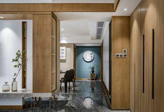 富裕型140平米三室两厅中式风格走廊欣赏图