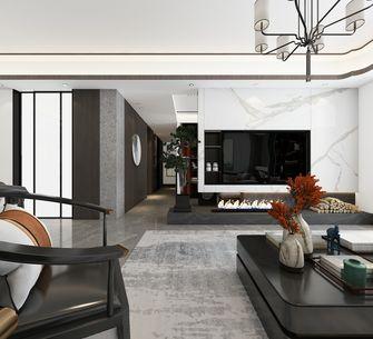 140平米四新古典风格客厅装修图片大全