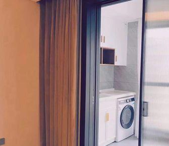 80平米现代简约风格阳光房设计图