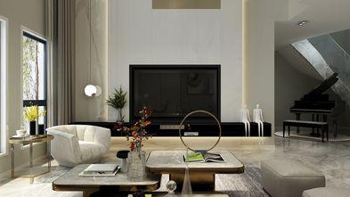 140平米四室两厅轻奢风格客厅效果图