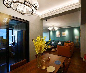 140平米三室两厅北欧风格厨房图片