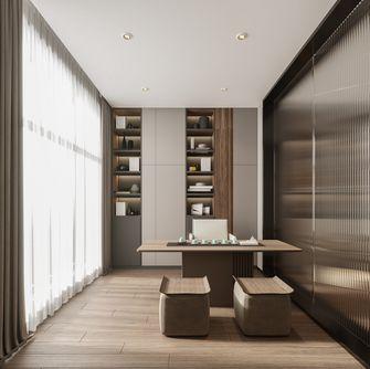 20万以上140平米四室两厅现代简约风格餐厅图