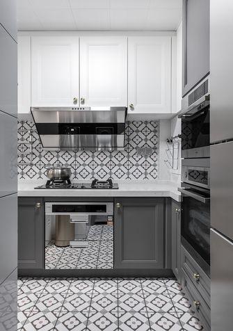15-20万90平米三室两厅混搭风格厨房设计图