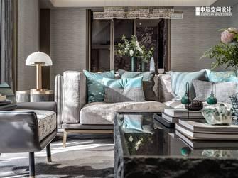 20万以上140平米别墅中式风格客厅装修图片大全