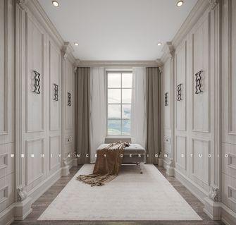 20万以上140平米别墅美式风格衣帽间装修图片大全