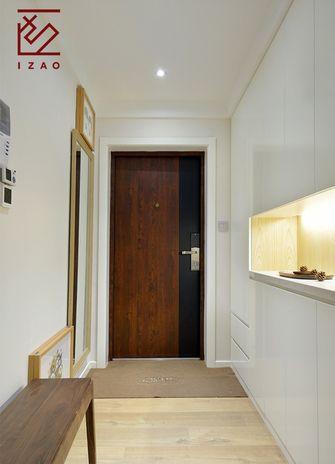 10-15万130平米三室两厅北欧风格走廊装修图片大全