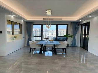 110平米三室两厅现代简约风格客厅图片