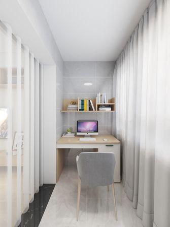 富裕型70平米日式风格阳台图片