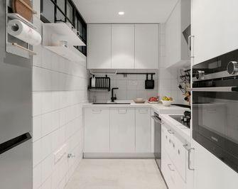5-10万80平米三轻奢风格厨房装修案例