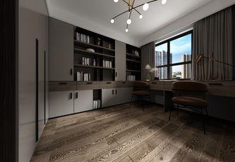 20万以上140平米四室两厅轻奢风格书房效果图