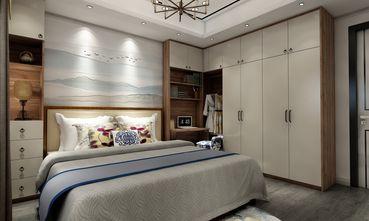 80平米三新古典风格卧室图片