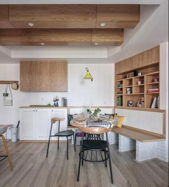 豪华型110平米三室一厅现代简约风格厨房图片