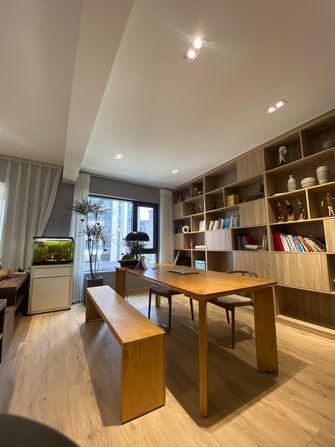 20万以上140平米三室两厅轻奢风格书房效果图