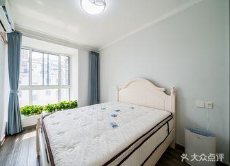 富裕型140平米四室一厅北欧风格卧室欣赏图