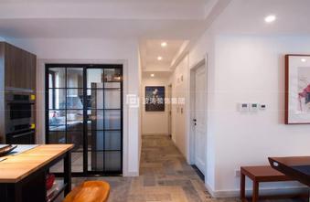 140平米复式混搭风格餐厅装修效果图