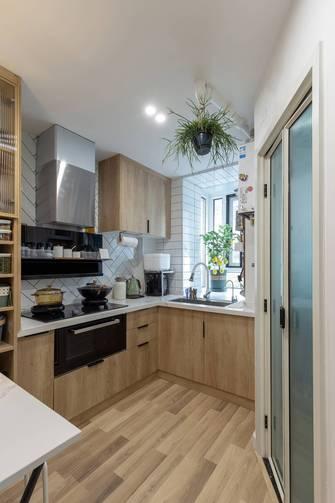 经济型50平米公寓日式风格厨房图片