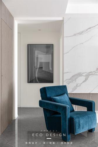 富裕型140平米三室两厅现代简约风格走廊图片大全