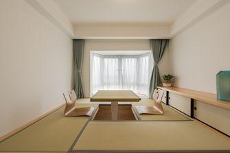 富裕型130平米三室两厅日式风格卧室装修案例