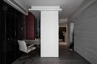 豪华型90平米三室两厅现代简约风格衣帽间欣赏图
