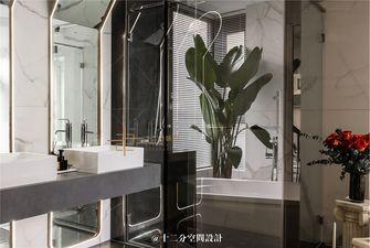 20万以上130平米四室两厅法式风格卫生间图片