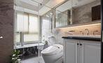 120平米三新古典风格卫生间装修效果图
