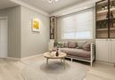 经济型50平米小户型日式风格客厅装修效果图
