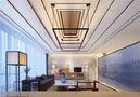 富裕型一室一厅中式风格客厅装修案例